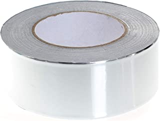 1 Rollen Aluminiumband Aluminium Aluband Klebeband Aluminiumklebeb/änder selbstklebend Dichtband isolierband 48mm x 30m 0,275 EUR//m