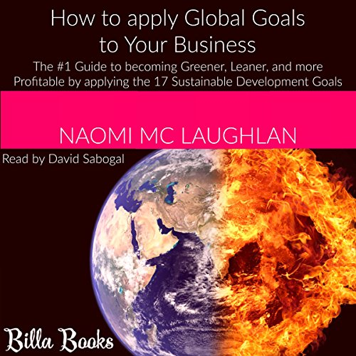 How to Apply Global Goals to Your Business audiobook cover art