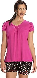 Jockey Cotton V Neck T-Shirt For Women