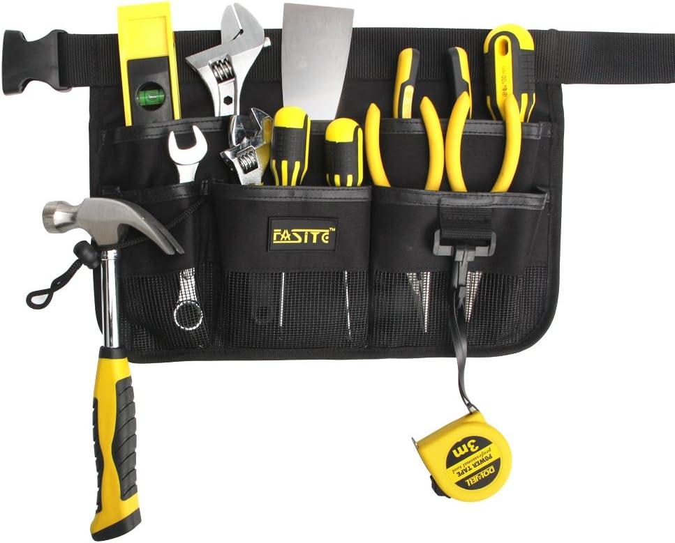 FASITE YL003B Free Selling shipping on posting reviews 7-POCKET Gardening Tools Garden Ba Bags Belt Waist