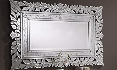 """Quality Glass Venetian Mirror for Living Room Can Fit in Both Position Horizontal and Verticle 36""""x60"""" inches VM 136"""