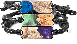 Best resin and wood bracelet Reviews