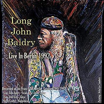 Live In Berlin 1992