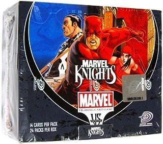 Vs System Marvel Knights Booster Box