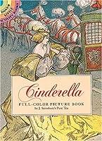 Cinderella: Full-Color Picture Book (Dover Little Activity Books)