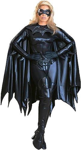 calidad oficial Morris costumes - Traje Batgirl Deluxe Deluxe Deluxe DE Cine 1997  punto de venta de la marca