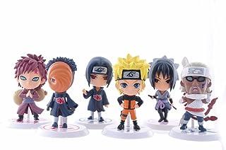 PARK AVE Anime 6 Styles Action Figure Ninja Model Toy