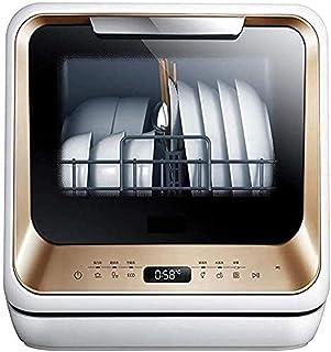220V lave-vaisselle nominale, économe en énergie, nettoyage rapide, compact 4l Consommation de l'eau Cuisine lave-vaissell...