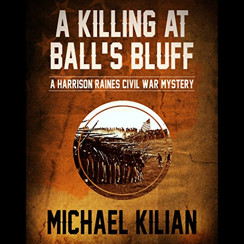 A Killing at Ball's Bluff cover art