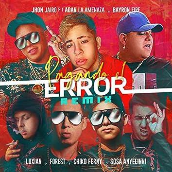 Pagando El Error (Remix)