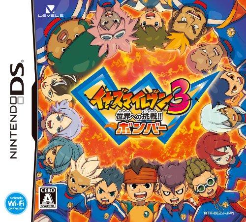Inazuma Eleven 3: Sekai e no Chousen!! Bomber [JP Import]