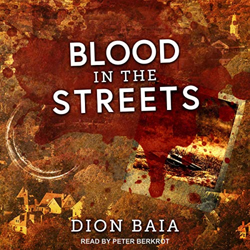 Blood in the Streets audiobook cover art