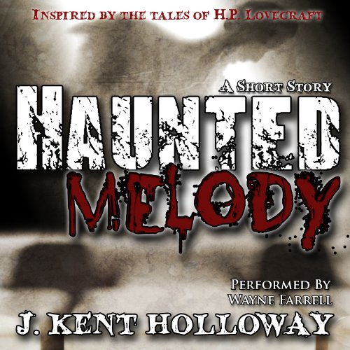 Haunted Melody audiobook cover art