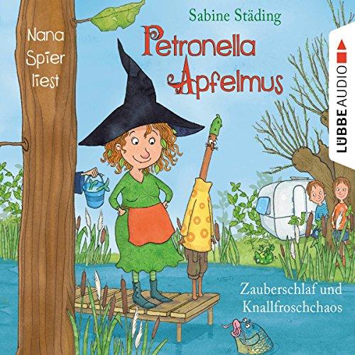 Zauberschlaf und Knallfroschchaos audiobook cover art