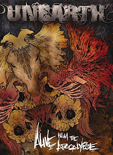 Unearth - Alive from the Apocalypse (2 DVDs)+ Audio CD
