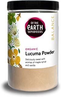 Superfoods Organic Lucuma Powder 200 g (Pack of 2)