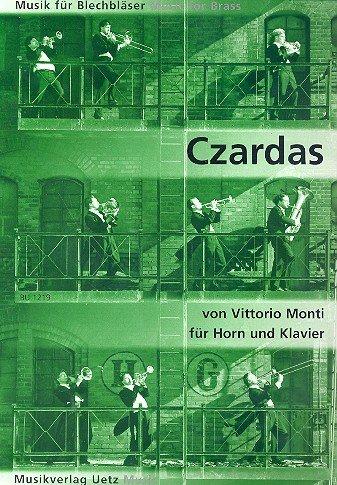 Czardas : voor hoorn en piano