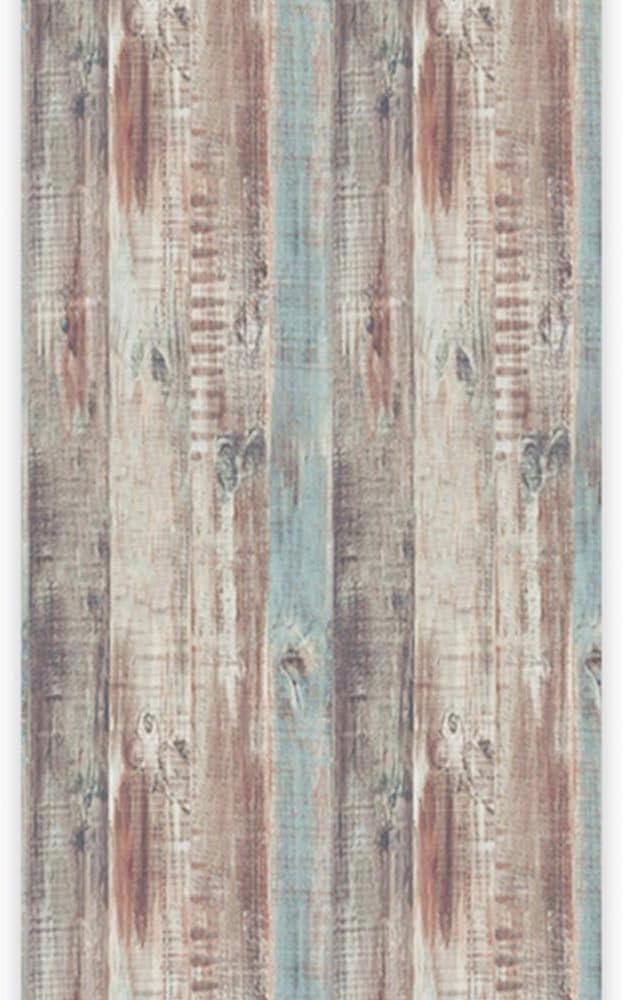 Miada Distressed Mail Max 53% OFF order Wood Grain Self-Adhesive F Decorative Wallpaper