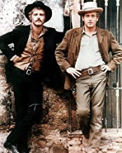 Butch Cassidy and the Sundance Kid 8x10 Promotional Photograph Paul Newman Robert Redford full length