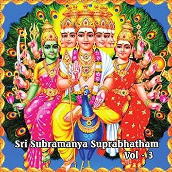 Sri Subrahmanya Suprabatham, Vol. 3
