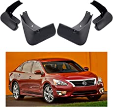 MOERTIFEI Car Mudguard Fender Mud Flaps Splash Guard Kit fit for Nissan Altima 2013-2018 14 15 16 17