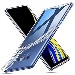 Samsung Galaxy Note 9 ESR (Essential Twinkler Series) Slim Clear Soft TPU Cover Case - Clear