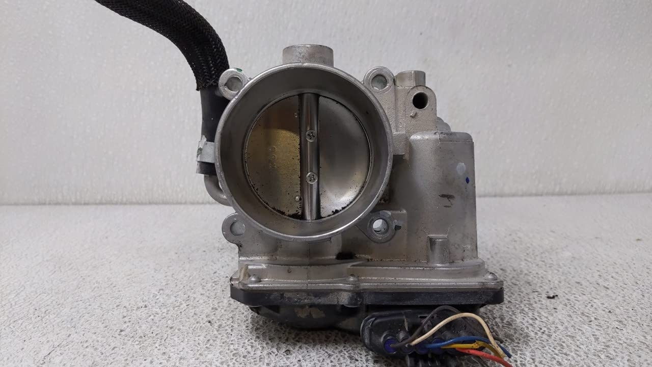Large discharge sale OEMUSEDAUTOPARTS1.COM-Throttle Body Cheap SALE Start 1606031769 Compatible wit is