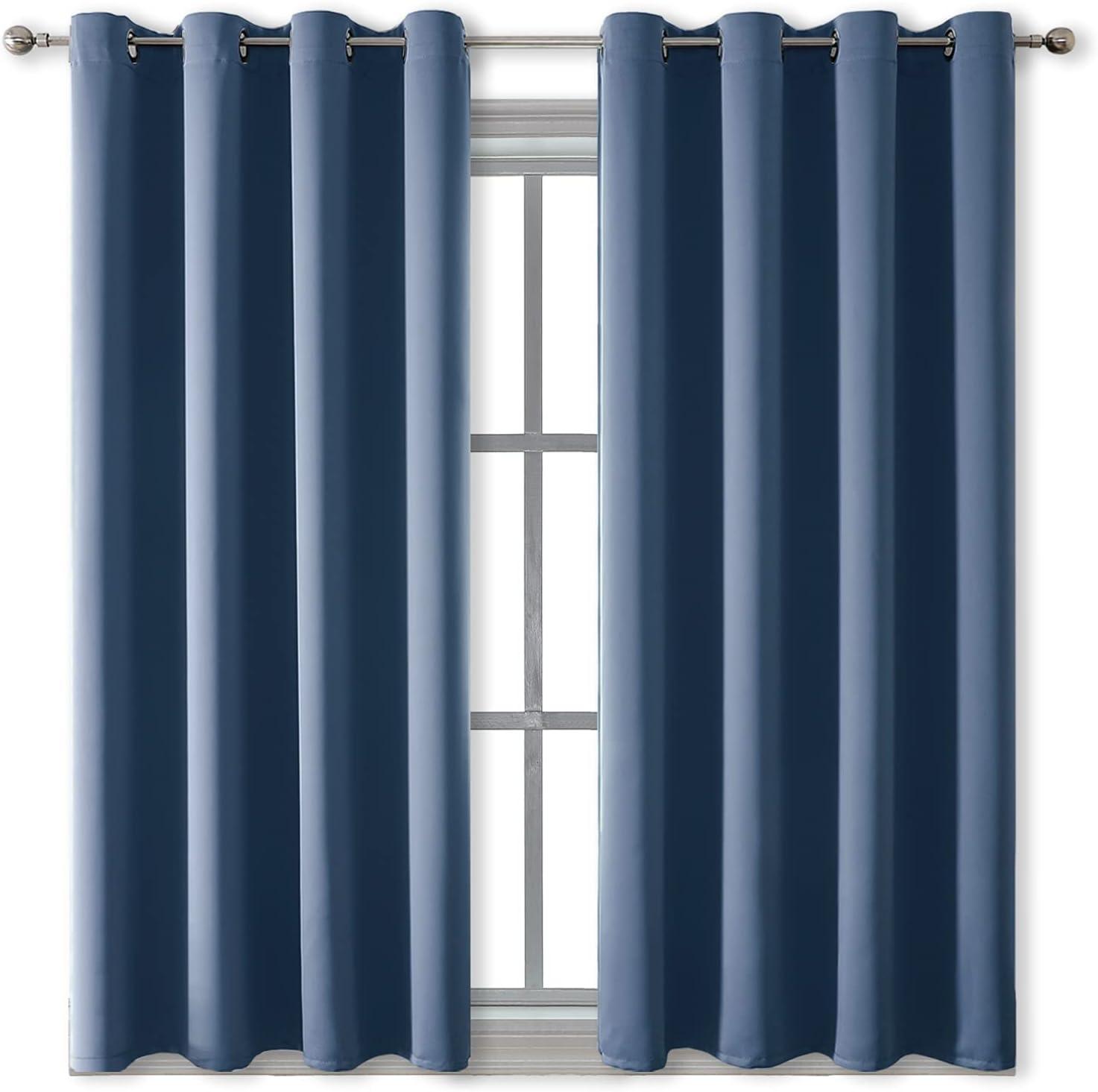 Recommendation Rutterllow Blackout Curtains for Window Branded goods Bedroom Room Darkening