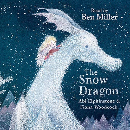 The Snow Dragon cover art