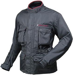 ラフアンドロード(ROUGH&ROAD) ジャケット デュアルテックストレイルツーリングジャケット ガンメタ L RR7210