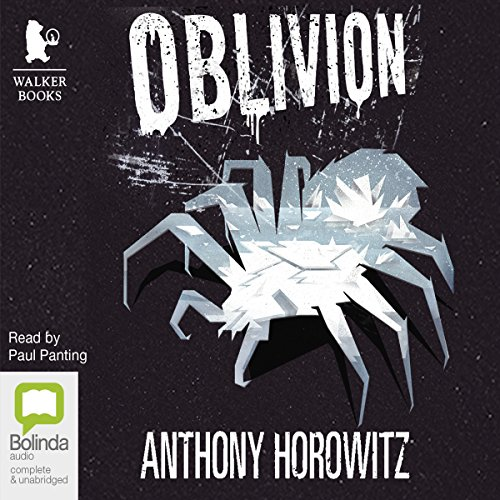 Oblivion audiobook cover art
