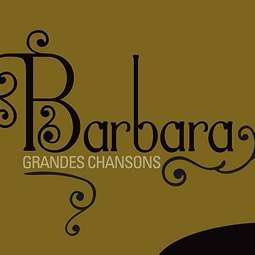 La Belle Amour De Barbara En Amazon Music Amazones