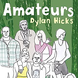 Amateurs audiobook cover art