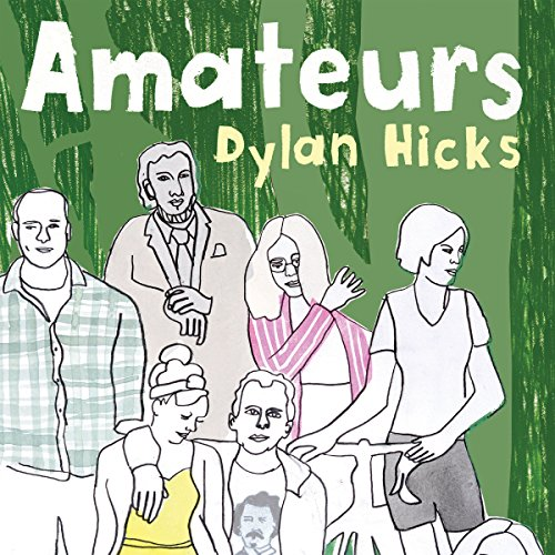 Amateurs cover art