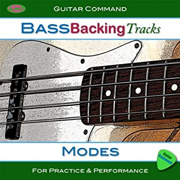 Bass Backing Tracks - Bass Modes: Create Bass Lines and Improvise With Modal Scales