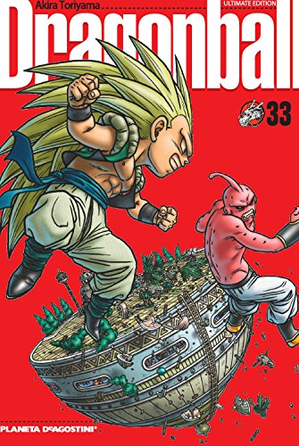 Dragon Ball nº 33/34 (Manga Shonen)