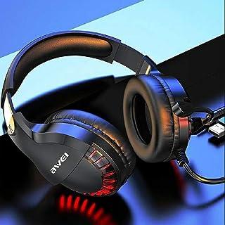 سماعات رأس سلكية للألعاب من اوي ES-770i E-Sports مع ميكروفون متعدد الاتجاهات