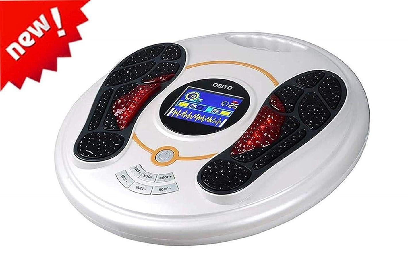落ち着いたタップ階層電気マッサージャー、血液循環を促進し、足と足の痛みを和らげるフットマッサージャー