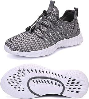 أحذية مائية سريعة الجفاف للرجال للشاطئ أو النساء رياضات الماء خفيفة الوزن سهلة الارتداء المشي