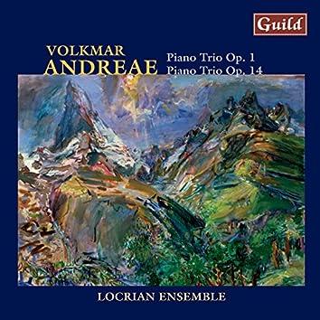 Andreae: Piano Trios No. 1 & 14