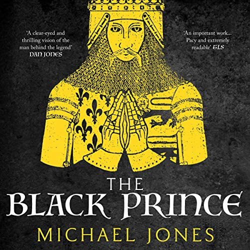 The Black Prince cover art