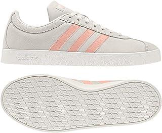 VL Court 2.0 Sneaker - Women's (6.5, Light Grey/Peach)