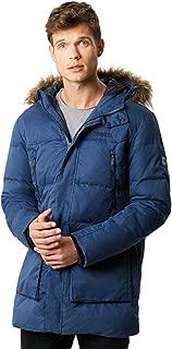 Angaros Mens Winter Parka Jacket