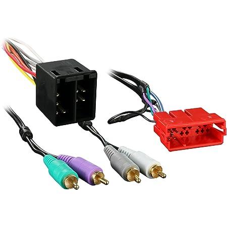 Amazon.com: Metra 70-1787 Radio Wiring Harness for VW/Audi Bose Integration  1993-2007: Car Electronics | Audi Tt Dashboard Wiring Harness |  | Amazon.com