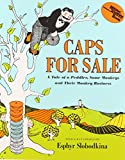 Caps for Sale with Book