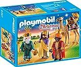 playmobil navidad - playset reyes magos