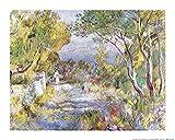 1art1 Pierre Auguste Renoir - L'estaque, 1882 Poster