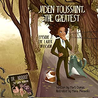 Jaden Toussaint, the Greatest Episode 2 audiobook cover art