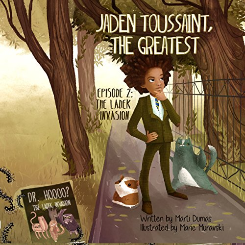 Jaden Toussaint, the Greatest Episode 2 cover art