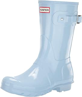 0623f4185fe8 Hunter Original Short Rain Boots at Zappos.com